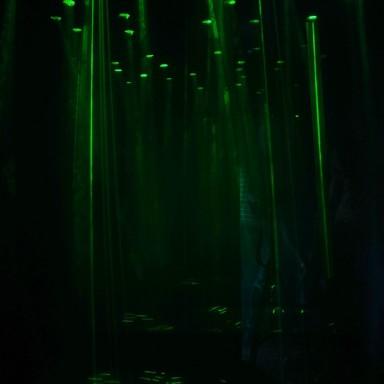 Interior View - Pluvia